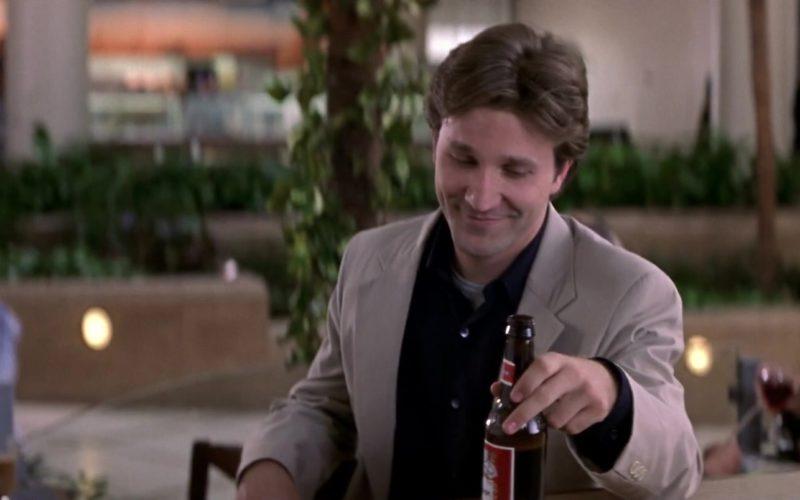 Budweiser Beer Drunk by Breckin Meyer in Rat Race