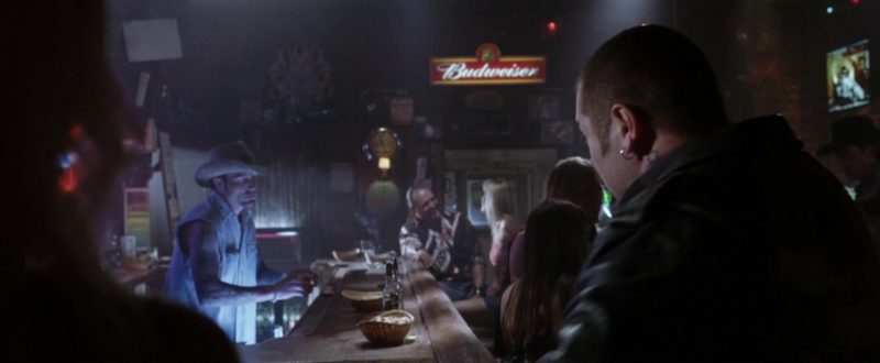Budweiser in Miss Congeniality 2: Armed & Fabulous (2005) Movie Product Placement