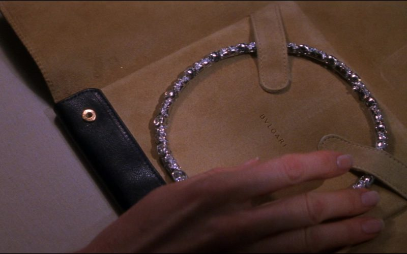 Bulgari Diamond Necklace in The Thomas Crown Affair (1)