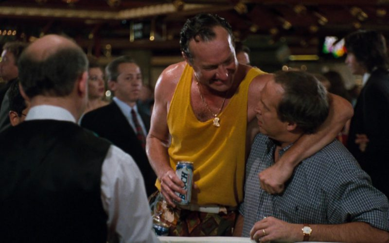 Busch Beer Drunk by Randy Quaid in Vegas Vacation (1)