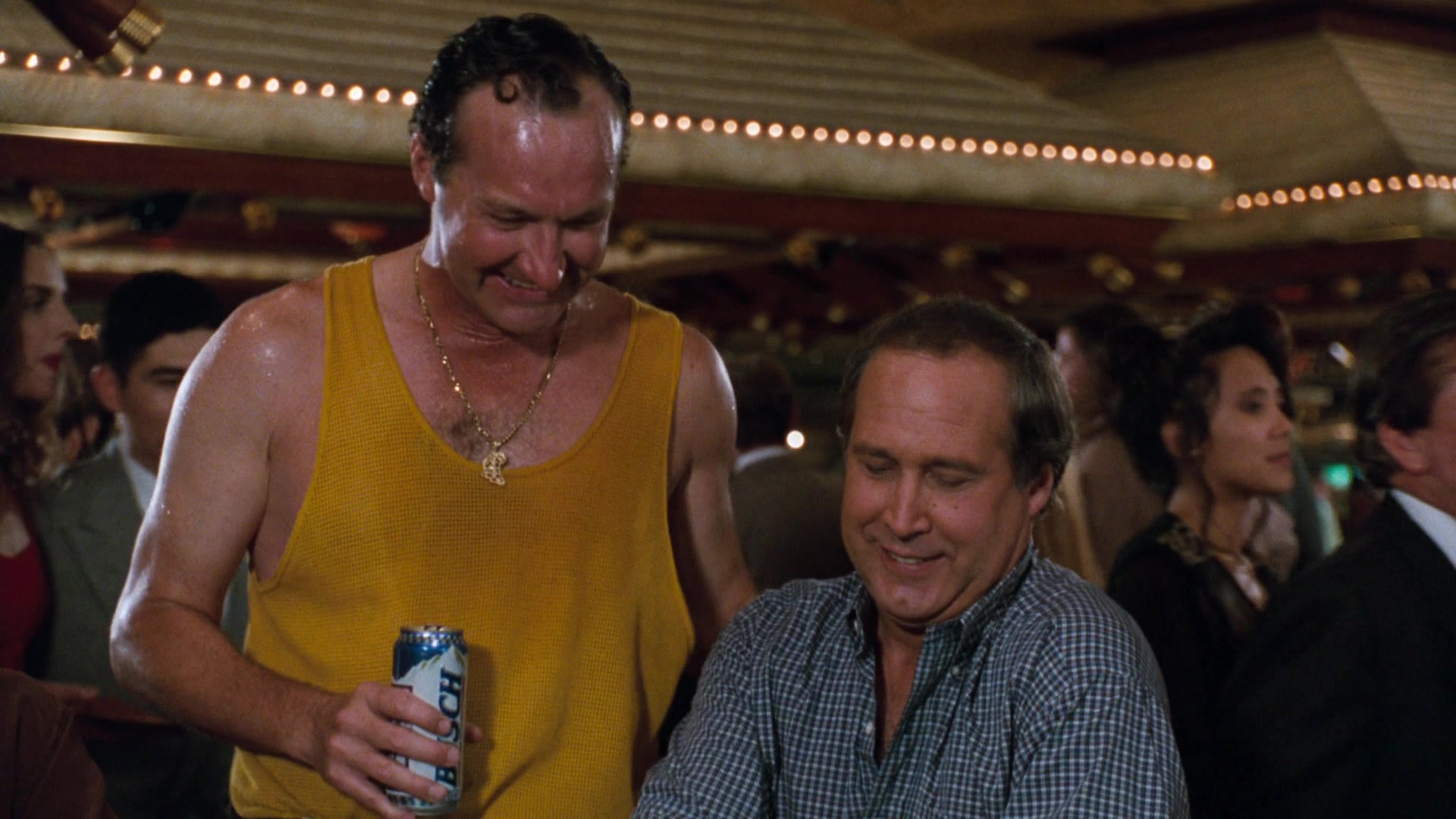 Busch Beer Drunk by Randy Quaid in Vegas Vacation (1997)
