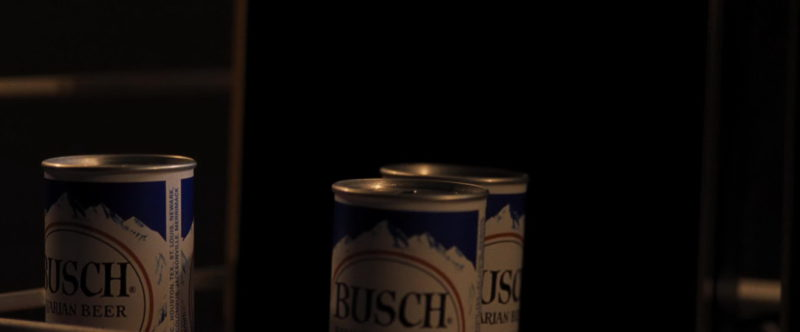 Busch Beer in First Man (2018) - Movie Product Placement