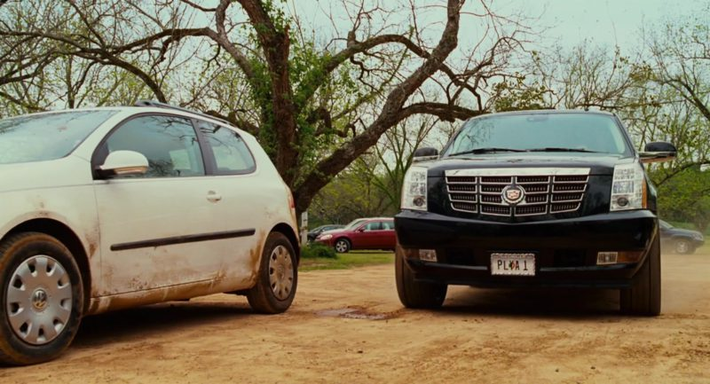 Cadillac Escalade SUV in Welcome Home, Roscoe Jenkins (2008) Movie Product Placement