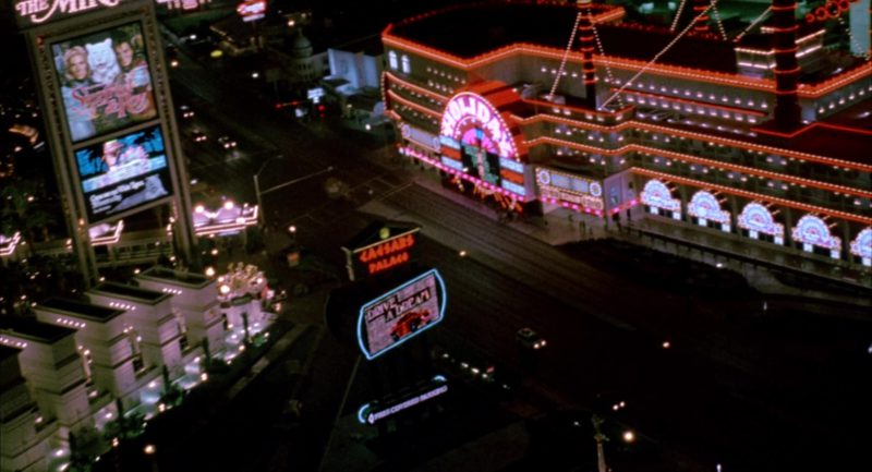 Caesars Palace Las Vegas Hotel & Casino in Honeymoon in Vegas (1992) Movie Product Placement