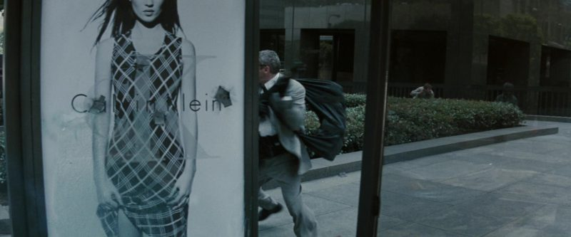 Calvin Klein in Heat (1995) - Movie Product Placement