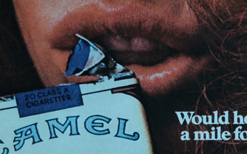 Camel Cigarettes in Under the Silver Lake (1)