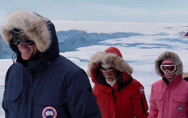 Canada Goose Parka Jackets in Mr. Popper's Penguins (1)