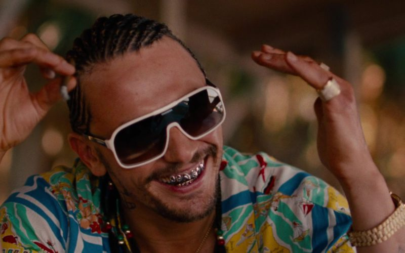 Carrera Sunglasses Worn by James Franco (Alien) in Spring Breakers (17)
