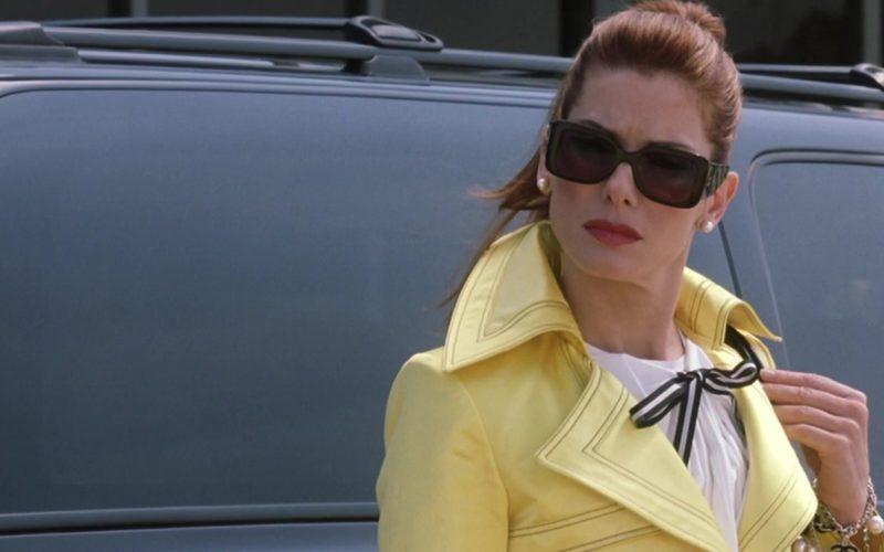 Chanel Sunglasses Worn by Sandra Bullock in Miss Congeniality 2 (4)