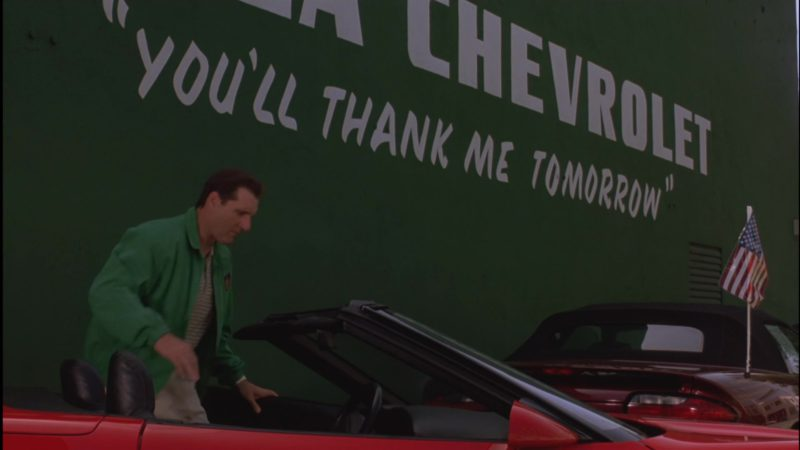 Chevrolet in Little Giants (1994) Movie Product Placement