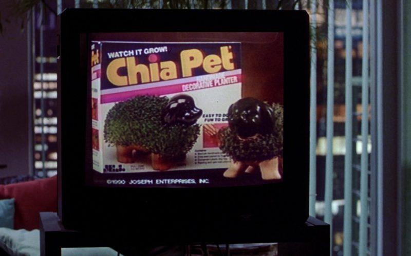 Chia Pet in Wayne's World (1)