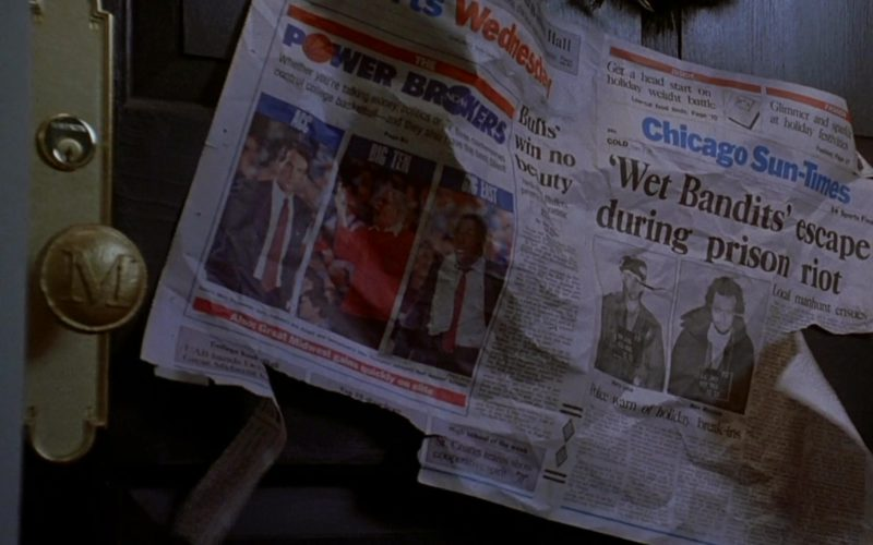 Chicago Sun-Times Newspaper in Home Alone 2 (1)