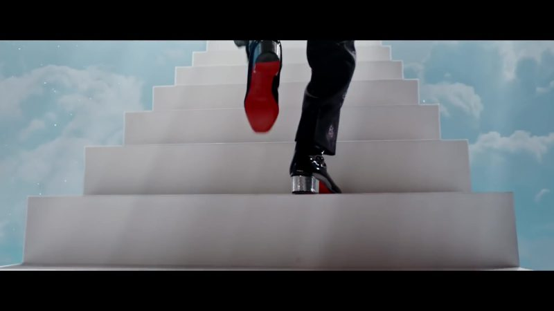 "Christian Louboutin Men's Shoes Worn by YG in ""Slay"" ft. Quavo (2018) Official Music Video Product Placement"