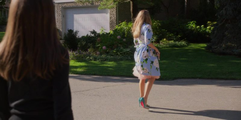 Christian Louboutin Pumps Worn by Blake Lively in A Simple Favor (2018) - Movie Product Placement