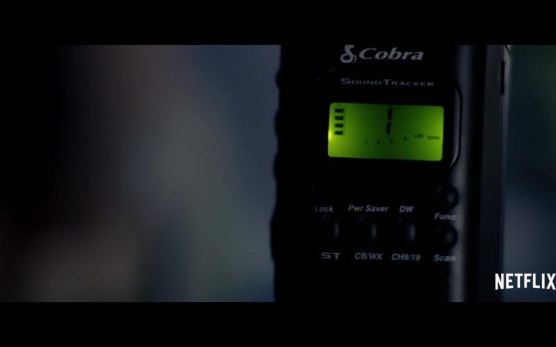 Cobra SoundTracker in Bird Box