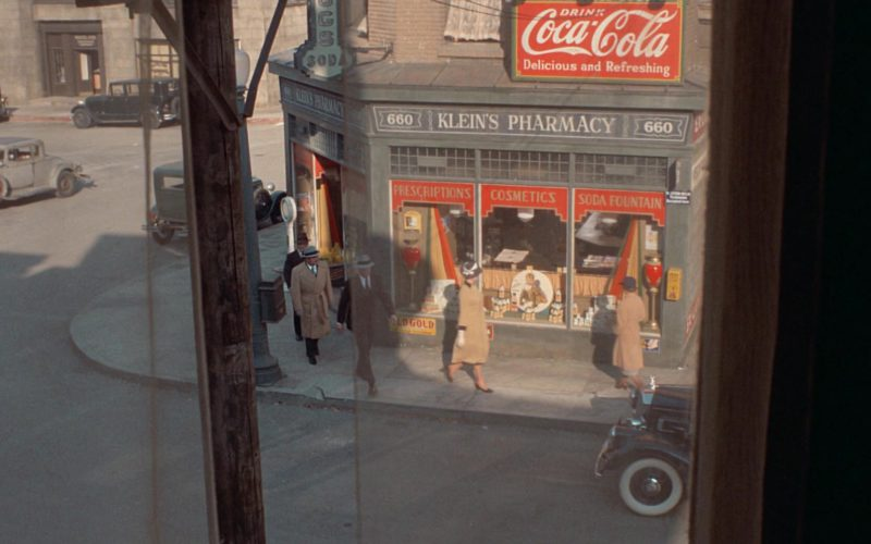 Coca-Cola Sign in The Sting (2)