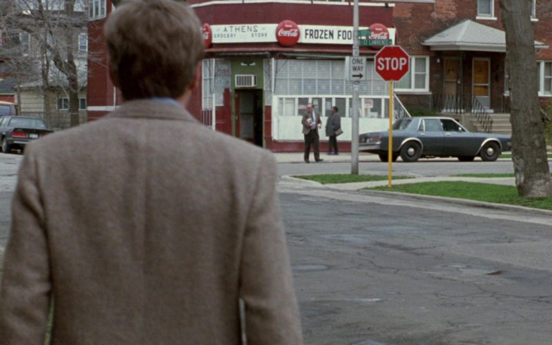 Coca-Cola Signs in The Fugitive