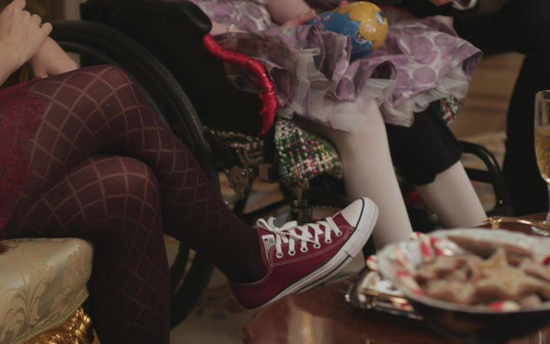 Converse Shoes Worn by Rose McIver in A Christmas Prince (2)