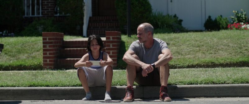 Converse Sneakers Worn by Michael Kelly in All Square (2018) Movie Product Placement