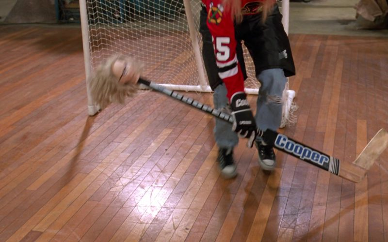 Cooper Hockey Stick Used by Dana Thomas Carvey in Wayne's World 2 (1)
