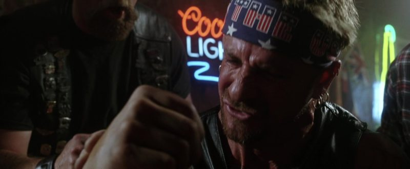 Coors Light Neon Sign in Miss Congeniality 2: Armed & Fabulous (2005) Movie Product Placement