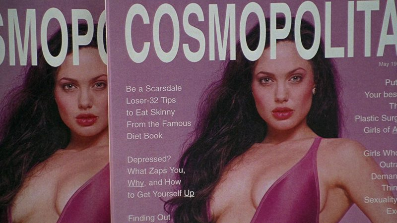 Cosmopolitan Magazine in Gia (1998) - Movie Product Placement