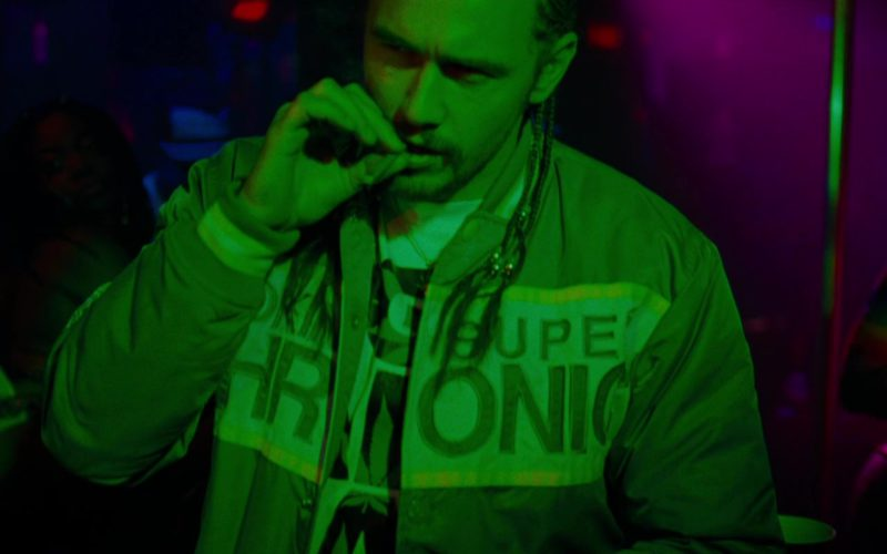DGK Smoking Super Chronic Jacket Worn by James Franco in Spring Breakers (4)