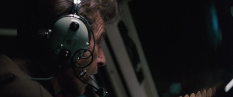 David Clark Headsets Used by Al Pacino in Heat (1995) Movie Product Placement