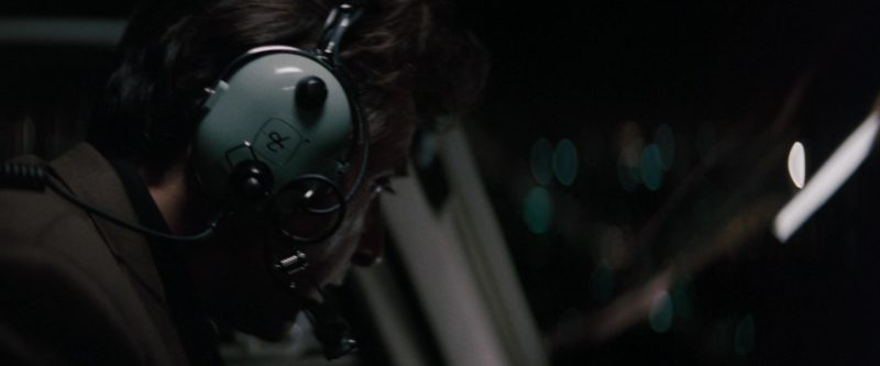 David Clark Headsets Used by Al Pacino in Heat (1995) - Movie Product Placement