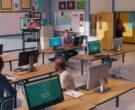 Dell Computers & Monitors in Night School (2018)