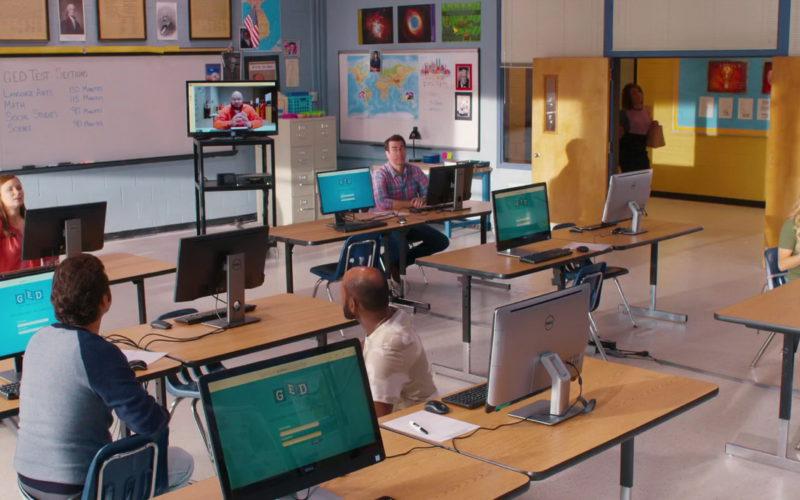 Dell Computers & Monitors in Night School (1)