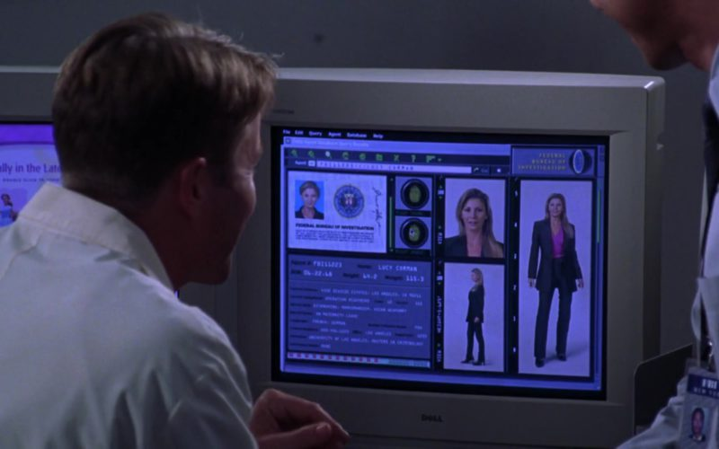 Dell Monitors in Miss Congeniality (1)