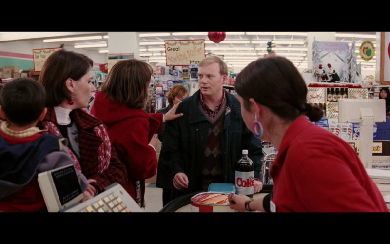 Diet Coke Bottle in Christmas with the Kranks
