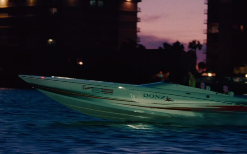 Donzi ZR Powerboat in Spring Breakers (1)