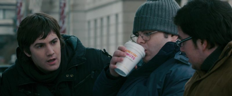 Dunkin' Donuts in 21 (2008) - Movie Product Placement