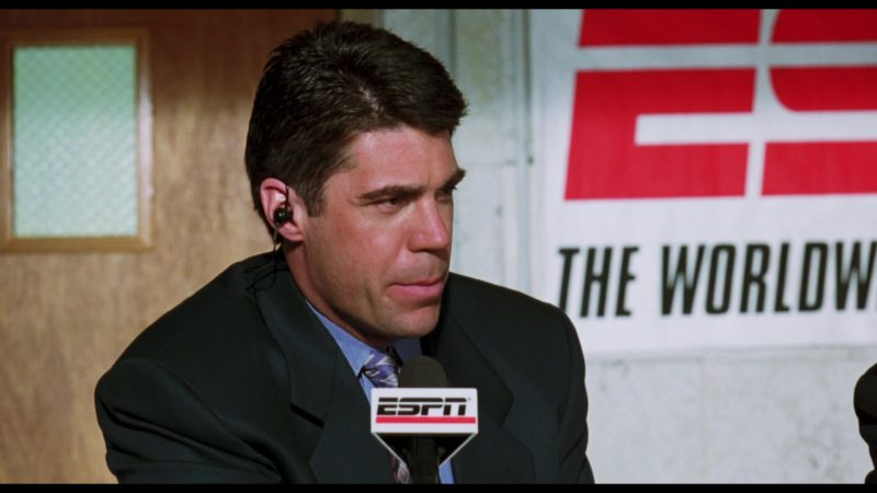 ESPN Television Channel in The Waterboy (1998) Movie Product Placement