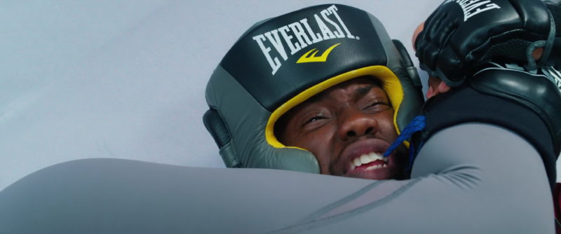 Everlast Boxing Headgear and MMA Gloves Worn by Kevin Hart in Night School (2018) - Movie Product Placement