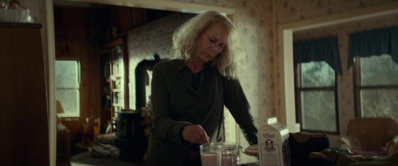 Farmland Organic Milk in Halloween (2018) - Movie Product Placement