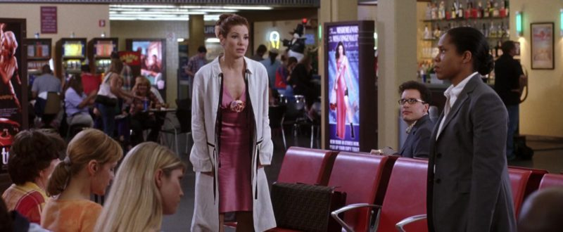 Fendi Luggage and Suitcases in Miss Congeniality 2: Armed & Fabulous (2005) Movie Product Placement