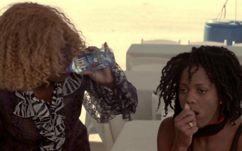Fiji Water held by Whoopi Goldberg in Rat Race (2)