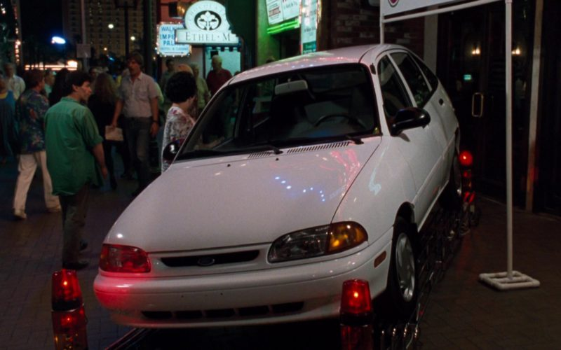 Ford Aspire Car in Vegas Vacation