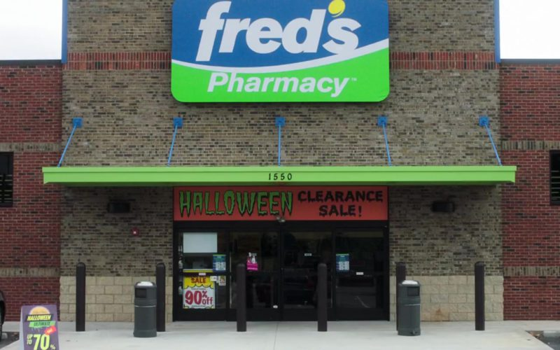 Fred's Pharmacy in Goosebumps 2 Haunted Halloween (1)