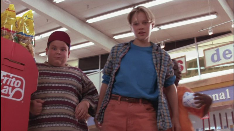 Frito Lay Chips in Little Giants (1994) - Movie Product Placement