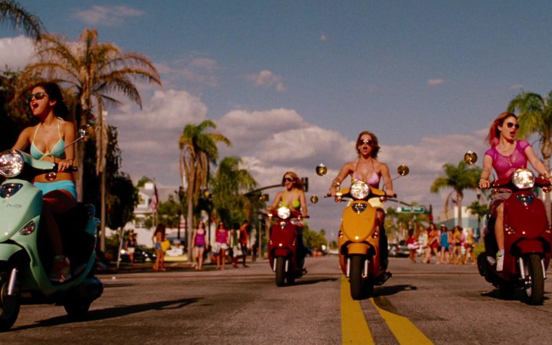 Genuine Buddy Scooters in Spring Breakers (1)