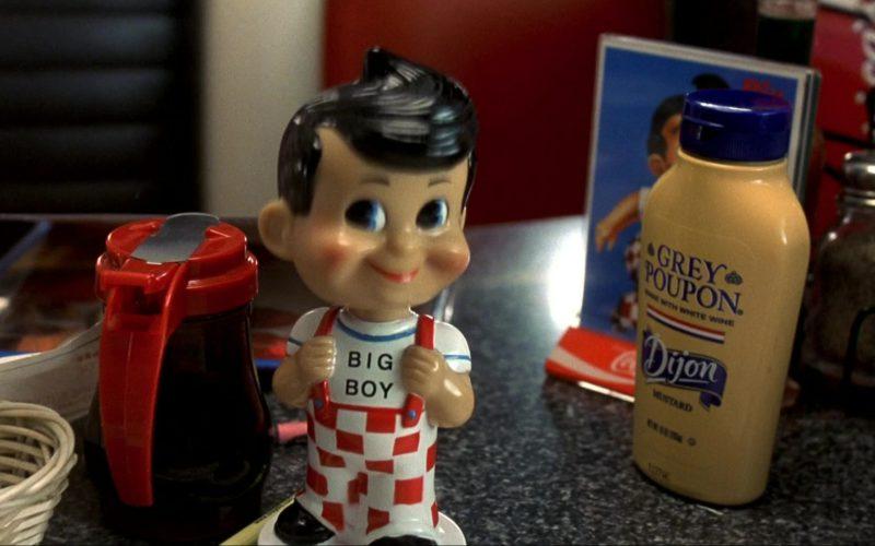 Grey Poupon Dijon Mustard in I Am Sam