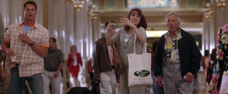 Havana Joe Shoe Manufacturer Bag in Miss Congeniality 2: Armed & Fabulous (2005) - Movie Product Placement