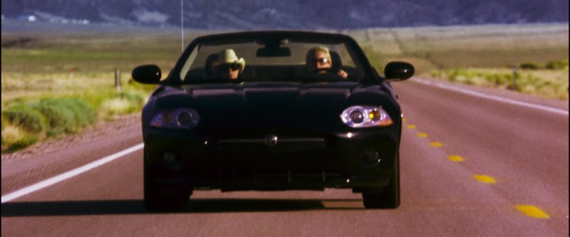 Jaguar XK [X150] Car in My Blueberry Nights (2007) Movie Product Placement
