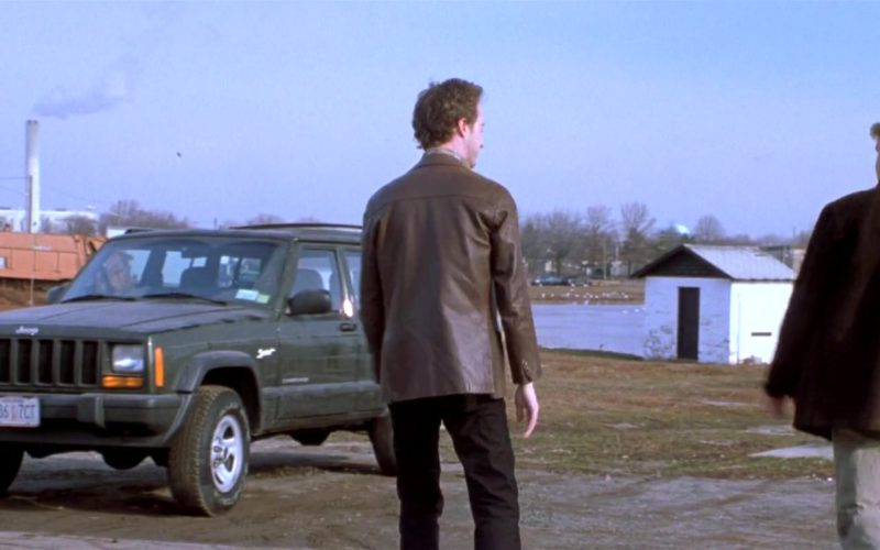 Jeep Cherokee SUV in Rounders (1)