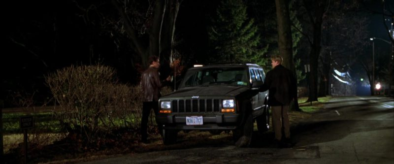 Jeep Cherokee SUV in Rounders (1998) - Movie Product Placement