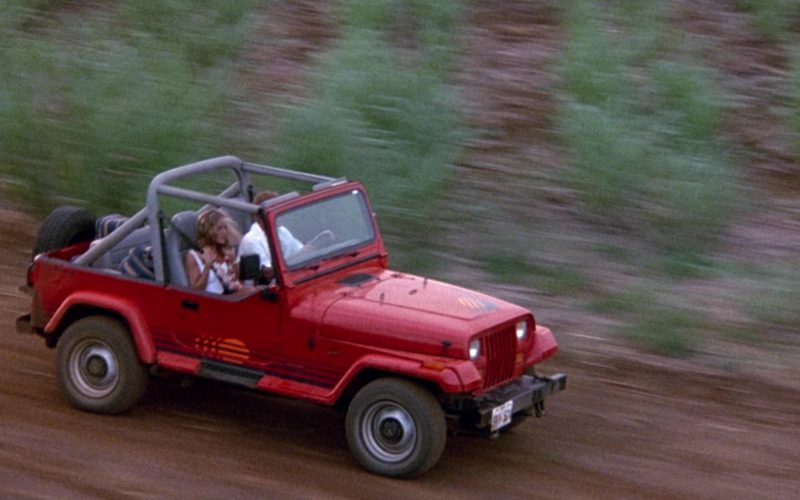 Jeep Wrangler in Honeymoon in Vegas (1)